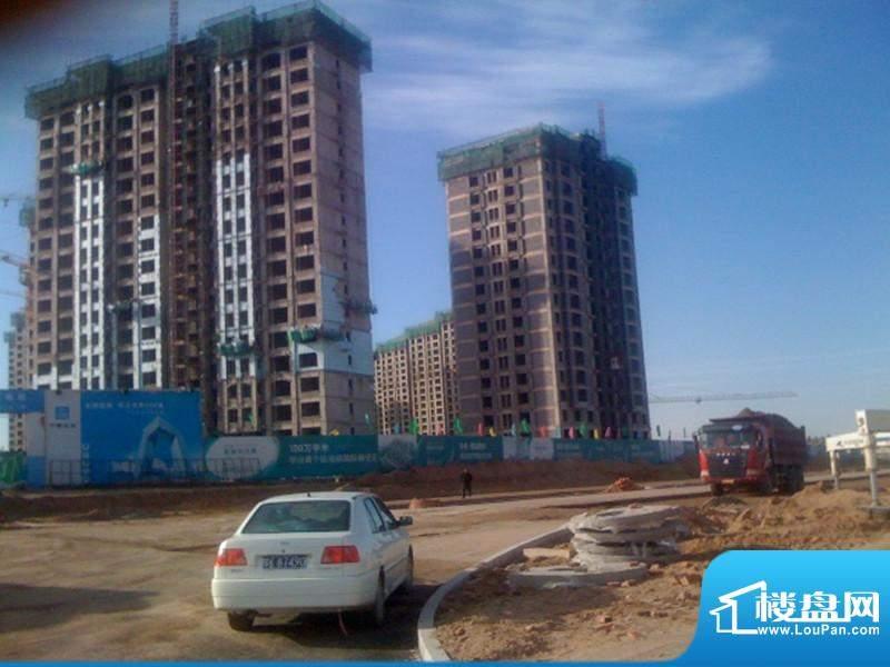 亿利城·新城市经典实景图(2011.05)