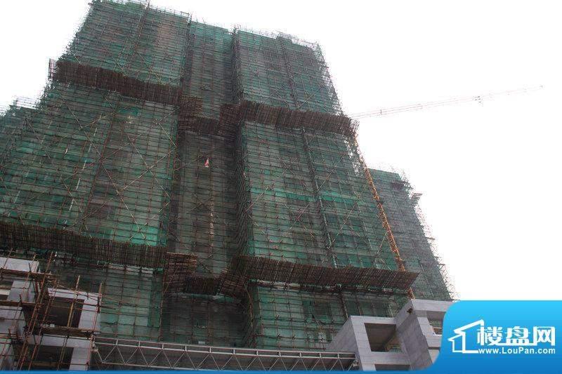 皇冠世纪豪门工程实景(20110714)