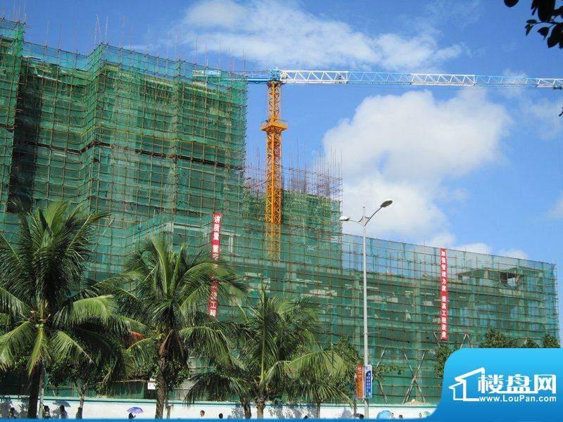 皇冠世纪豪门工程进展(20100929)