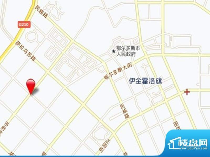 郡铭酒店式公寓效果图