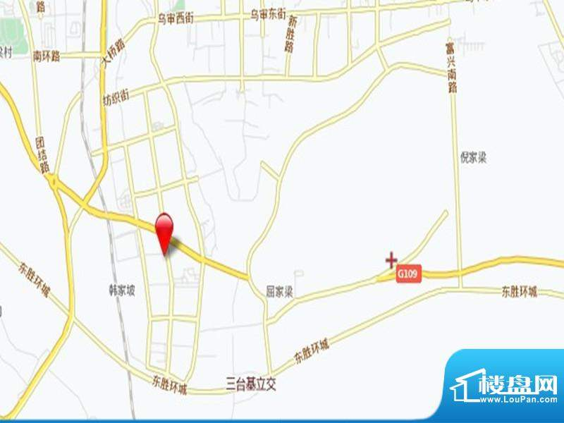 观筑交通图