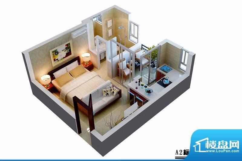 蓝岛滨海康城A2栋c户面积:0.00平米