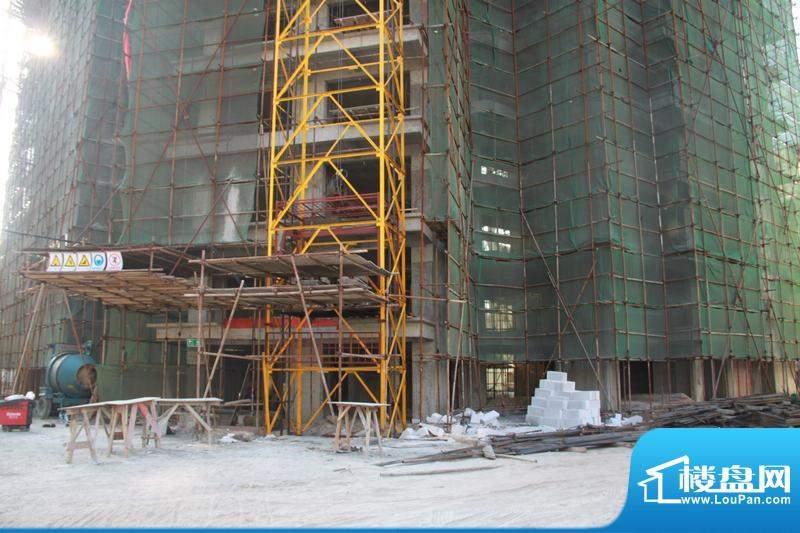 中宜大厦1栋工程进度(20110411)