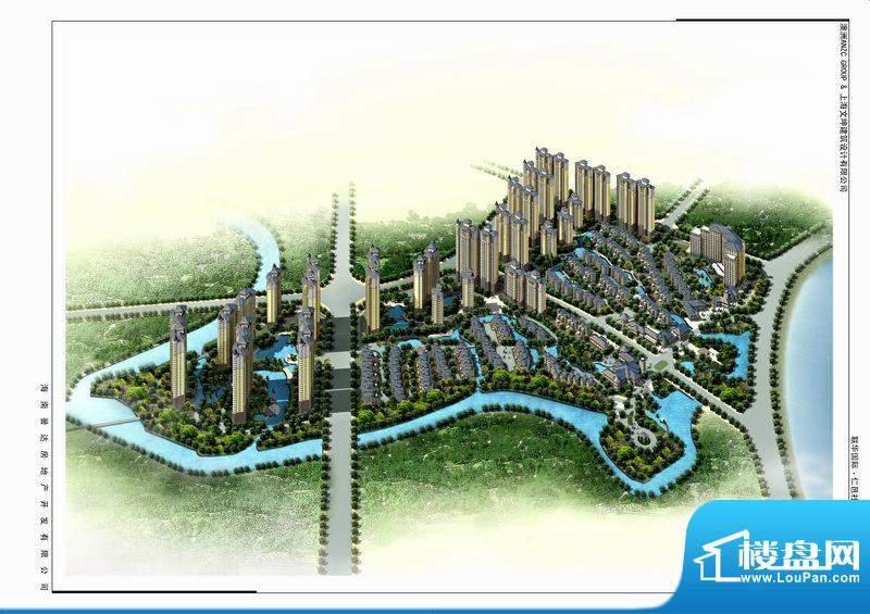 翡翠水城实景图
