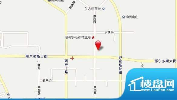 富田国际大厦交通图
