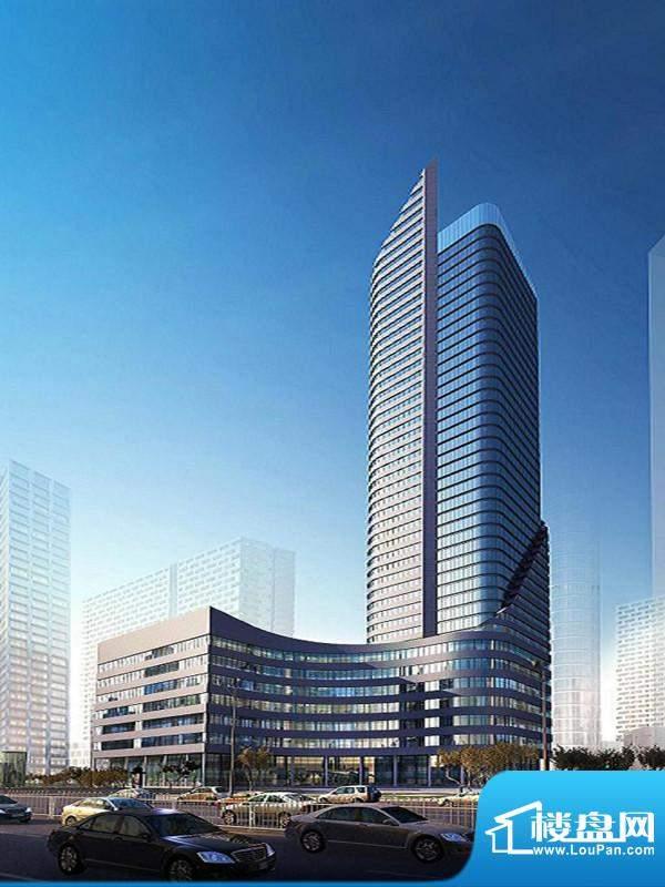 富田国际大厦效果图