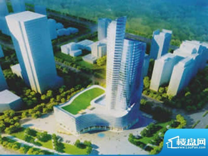 富田国际大厦实景图