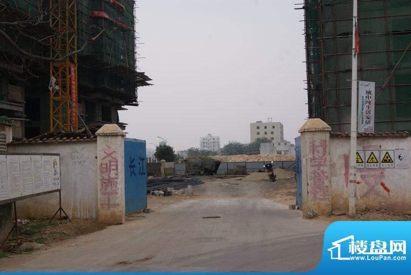 东林小区项目入口(20101207)