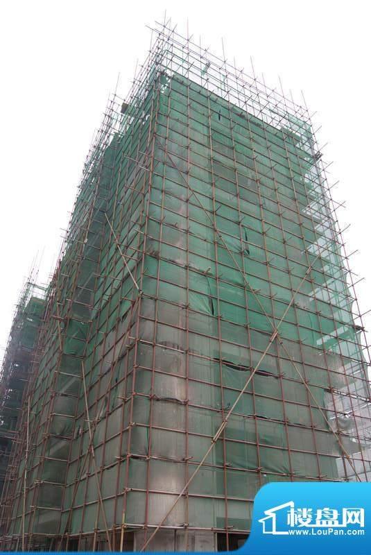 东林小区B栋工程进行(20101207)
