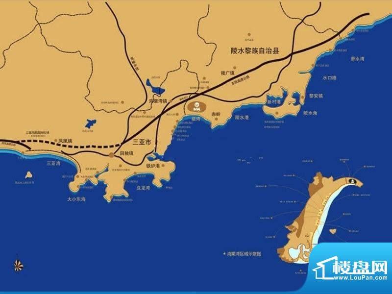 顺泽福湾交通图