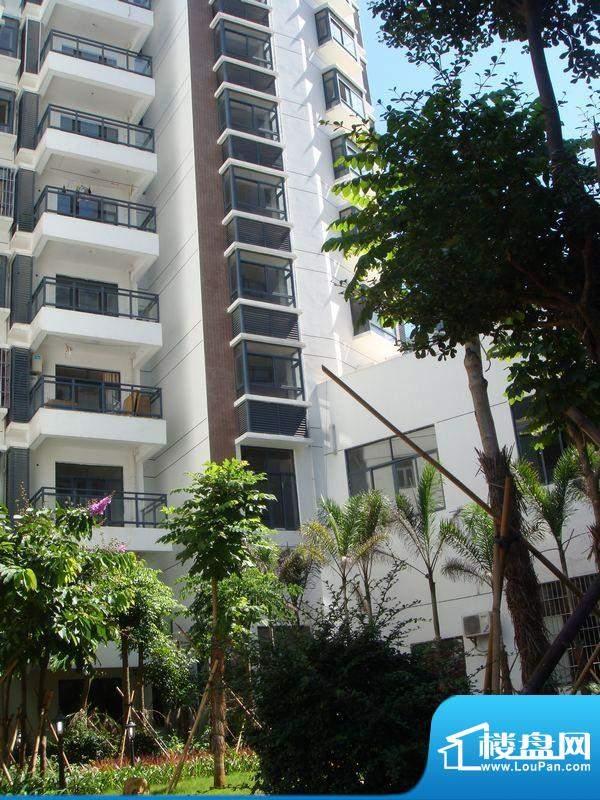 龙腾随园住宅楼外景图(20120711)