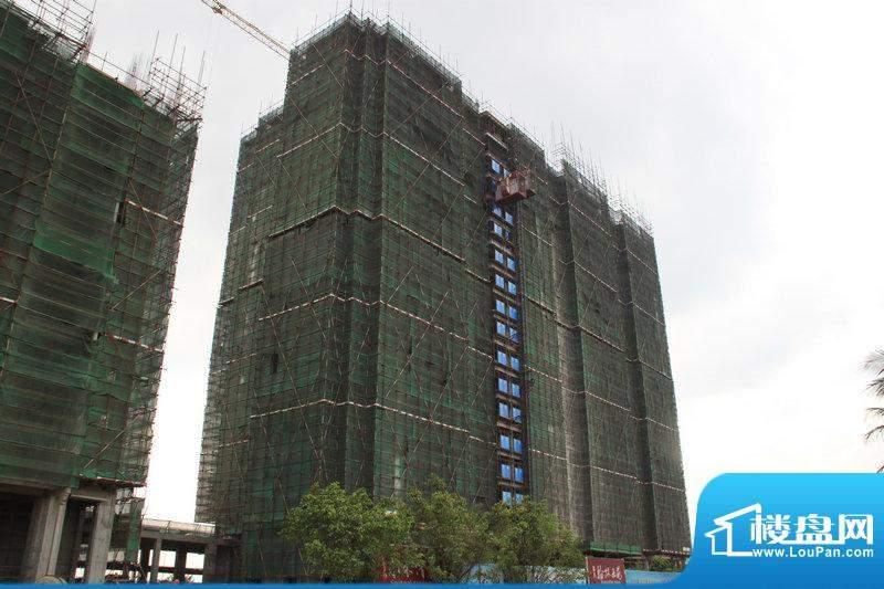昌茂翰林西苑工程进度实景(20110225)