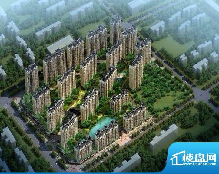 苏通国际新城效果图