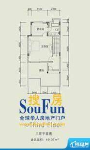 长城中环墅联排南边面积:227.79平米