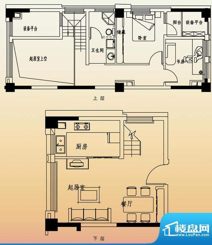 高速滨湖时代广场G6面积:91.00平米