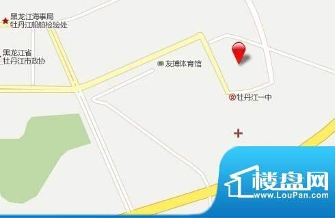 江南华府交通图