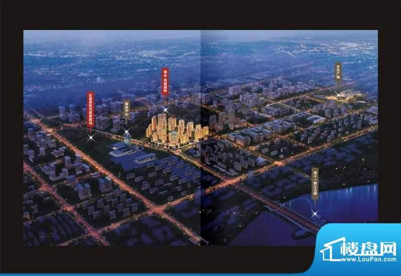 西城国际交通图