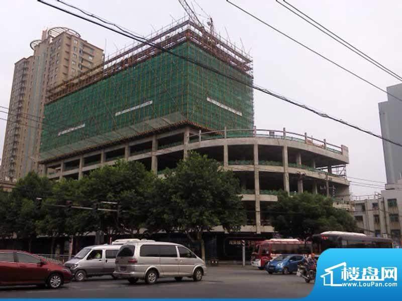 嘉悦大厦工程实景图(2012-7-10)