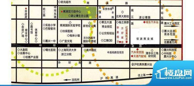 苹果假日交通图