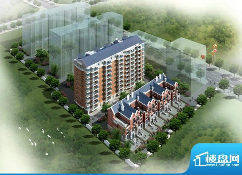 兴马—经典公寓效果图