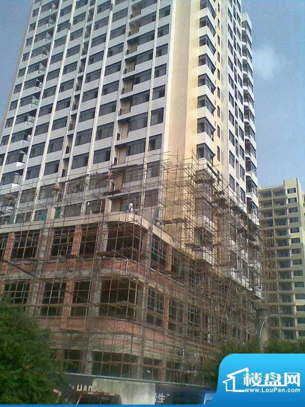 经房云都大厦施工实景图(2010-9-23)