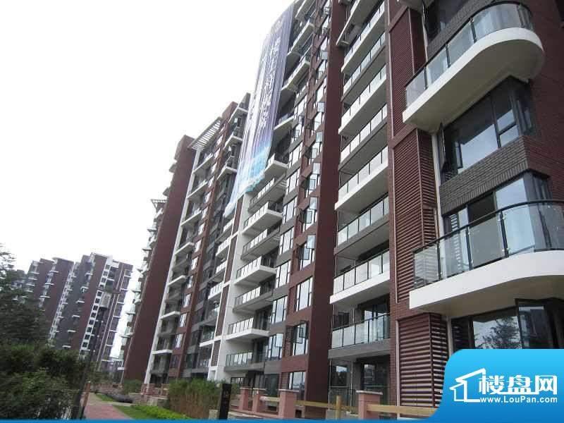 长城世家二期12栋外景图(2011-7-22)