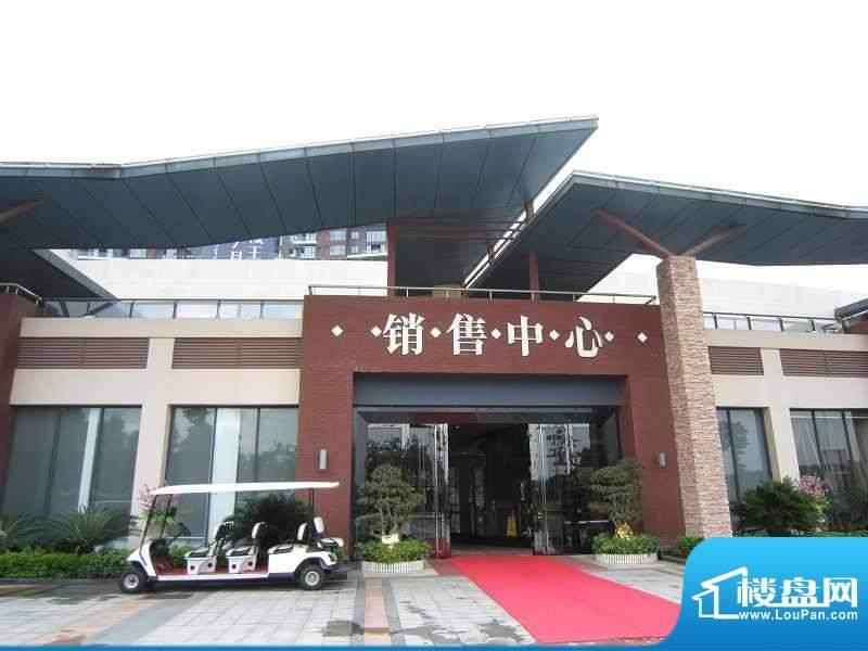 长城世家二期售楼中心外景图(2011-7-2