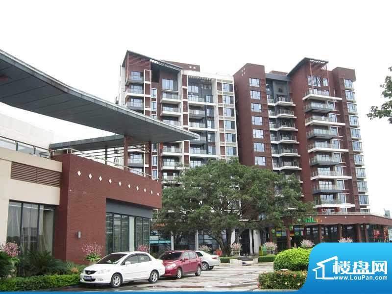 长城世家二期7号楼外景图(2011-7-22)