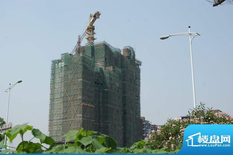 长城世家二期全景外景图(2011-4-19)