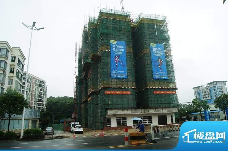 哈啰小城工程进度(2012-7-26)