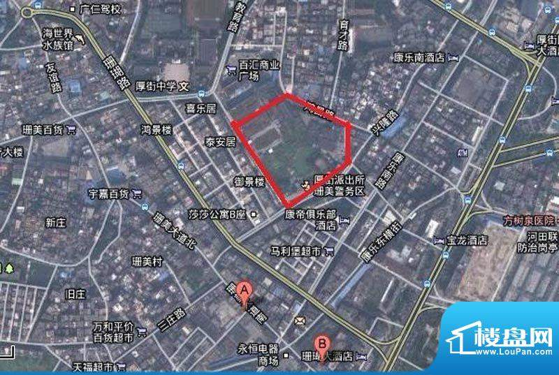 汉邦66广场项目效果图