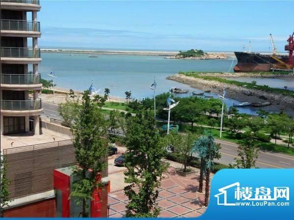 海客瀛洲A5楼窗外风景