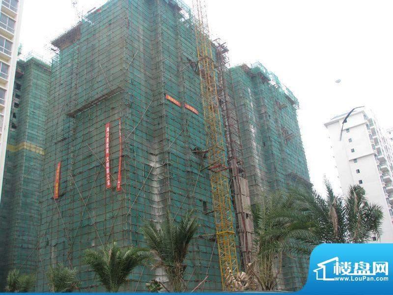 宝泰温泉花园二期6号楼实景(20111014)