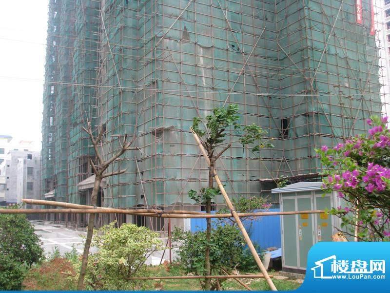 宝泰温泉花园二期工程实景(20111014)
