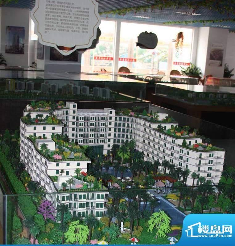 龙沐湾碧海花园实景图
