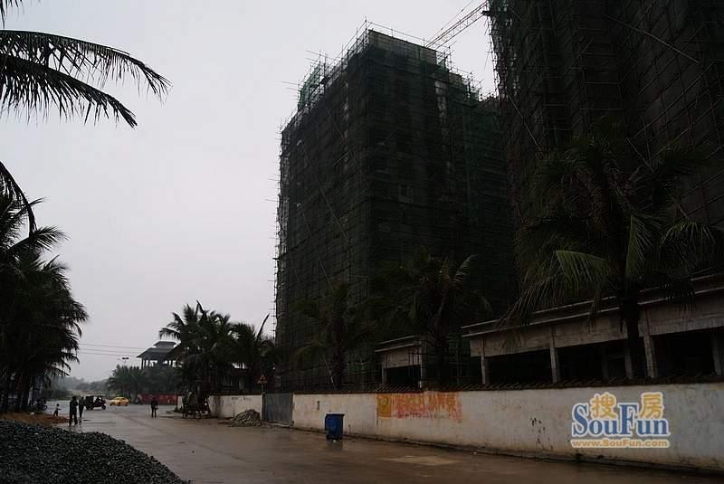 城市明珠工程实景图(20110429)
