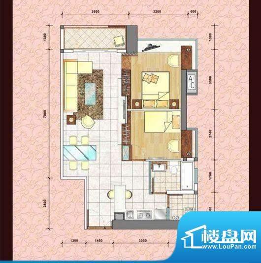 新中源国际商务公寓面积:0.00平米
