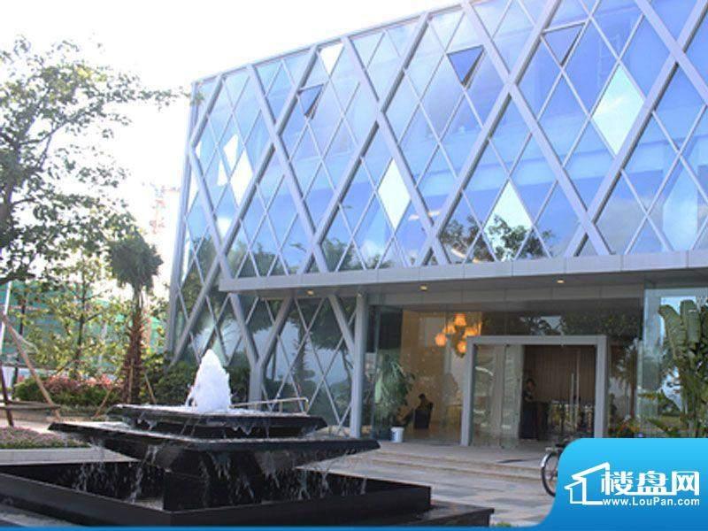 泰地海西中心实景图