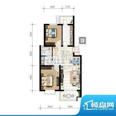嘉禾·盛世豪庭H1 2面积:0.00m平米