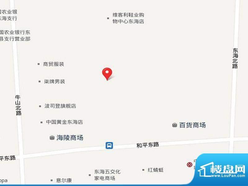 金陵世纪广场交通图