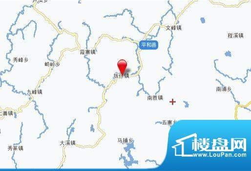 林语花溪交通图