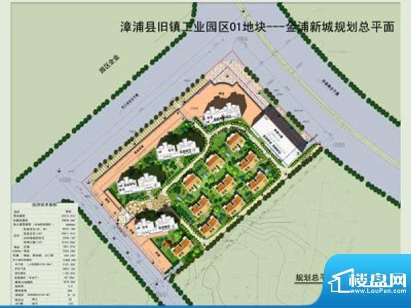 金浦新城外景图(2011-12)
