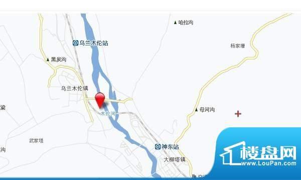 光亚广场交通图