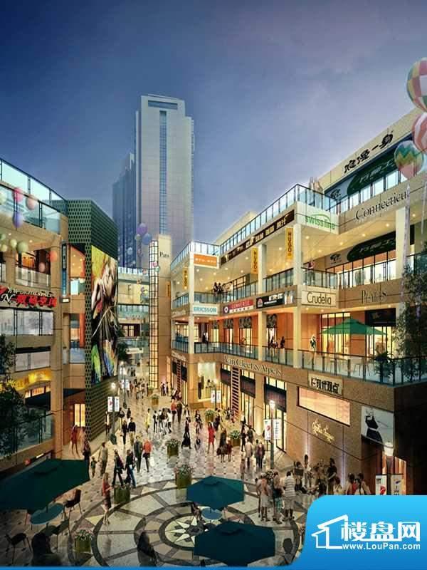 光亚广场效果图2