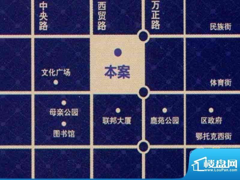 金帝智能大厦交通图