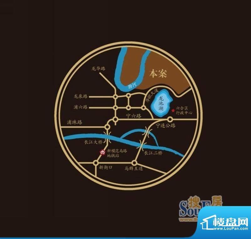 荣盛龙湖半岛实景图