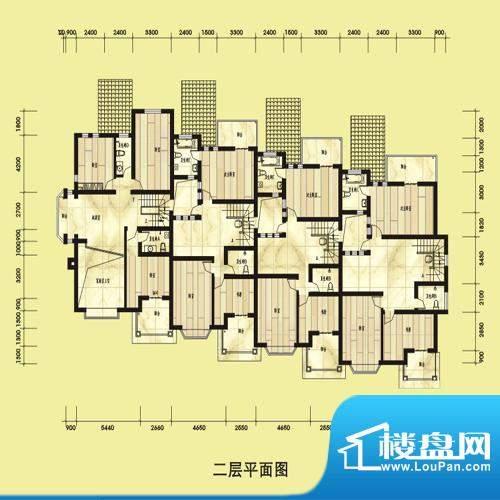 双湖明珠一期别墅56面积:0.00平米
