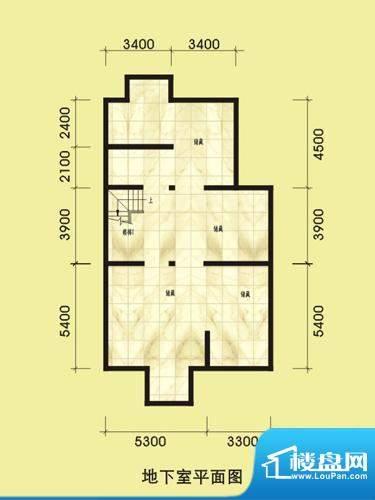 双湖明珠别墅3031栋面积:337.25平米