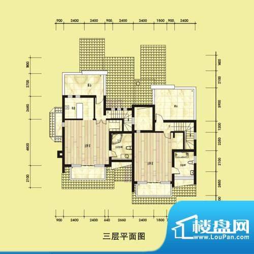 双湖明珠别墅52栋三面积:0.00平米