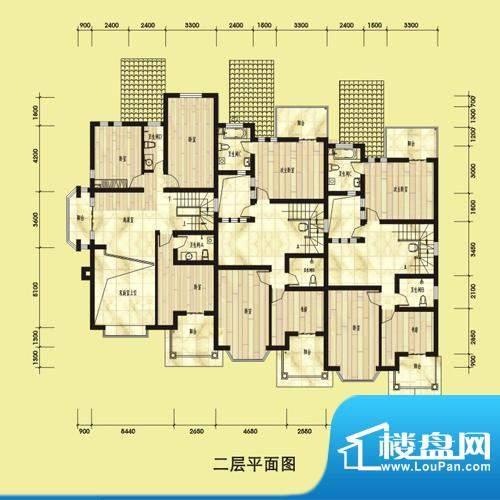 双湖明珠别墅55栋二面积:0.00平米